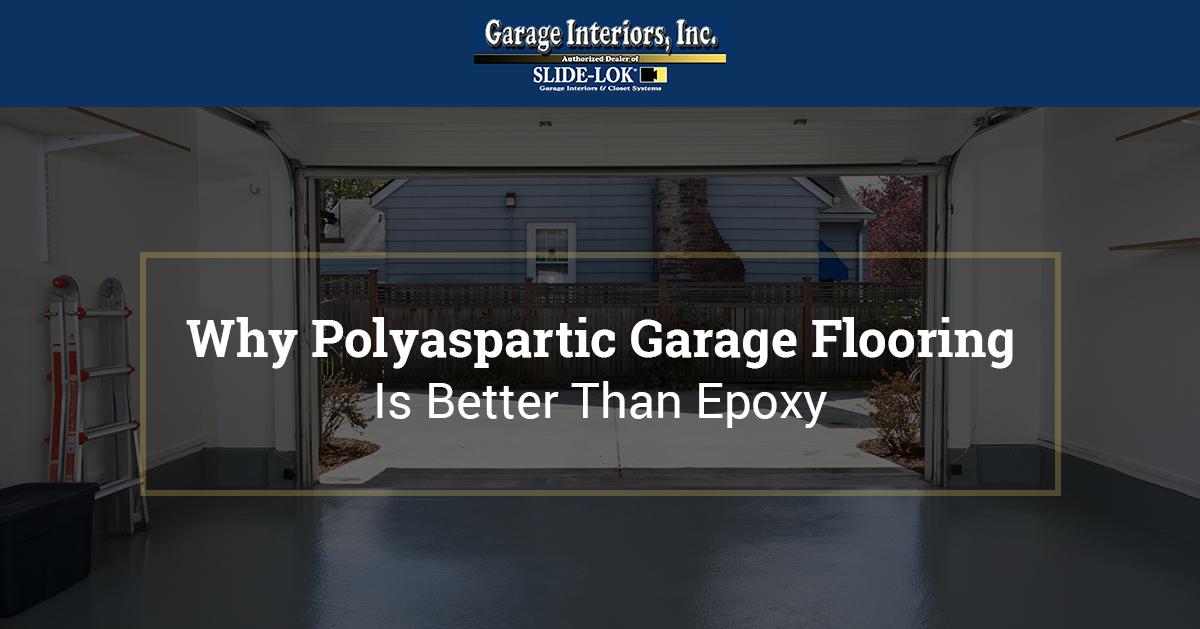 Why Polyaspartic Garage Flooring Is Better Than Epoxy Garage Floor
